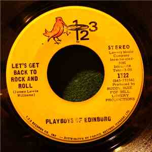 Playboys Of Edinburg - Lets Get Back To Rock And Roll  Homemade Cookin