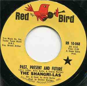 The Shangri-Las - Past, Present And Future