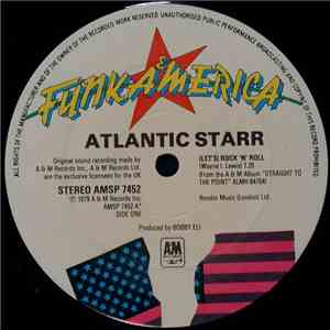 Atlantic Starr - (Lets)  Rock N Roll