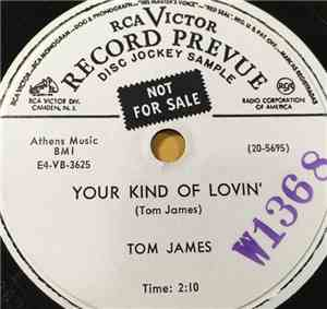 Tom James - Your Kind Of Lovin  Sample Of Your Love