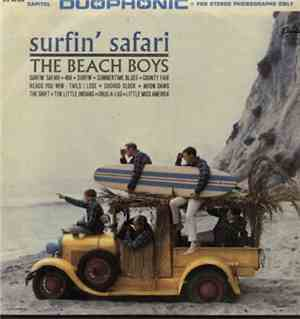 The Beach Boys - Surfin Safari