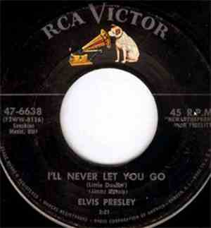 Elvis Presley - Ill Never Let You Go  Im Gonna Sit Right Down And Cry Over