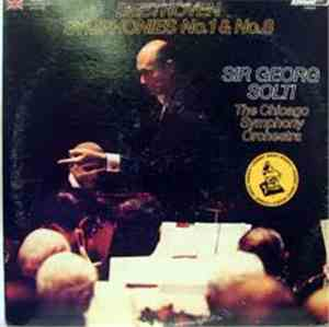 Beethoven - Sir Georg Solti, The Chicago Symphony Orchestra - Symphonies No ...