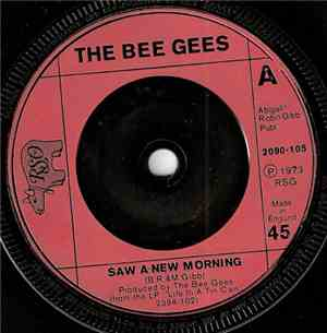 The Bee Gees - Saw A New Morning