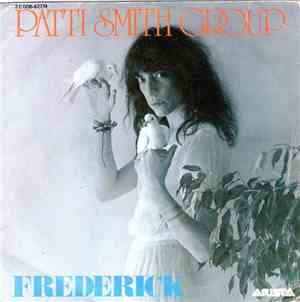 Patti Smith Group - Frederick