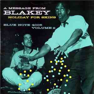 Art Blakey - Holiday For Skins Vol. 2