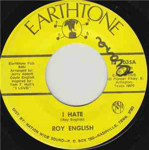 Roy English  - I Hate  Double Up And Catch Up