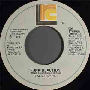 Lonnie Smith - Funk Reaction  Its Changed