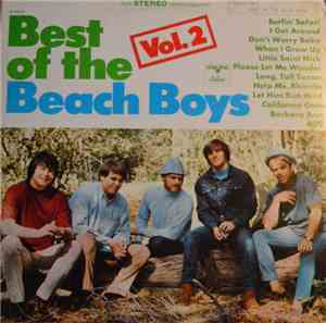 The Beach Boys - Best Of The Beach Boys, Vol. 2