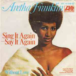 Aretha Franklin - Sing It Again - Say It Again