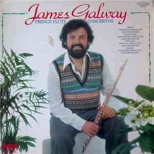 James Galway - French Flute Concertos