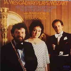 James Galway Plays Mozart with Marisa Robles, London Symphony Orchestra, Ed ...