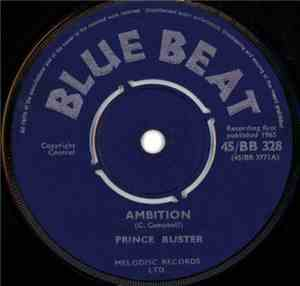 Prince Buster  Busters All Stars - Ambition  Ryging