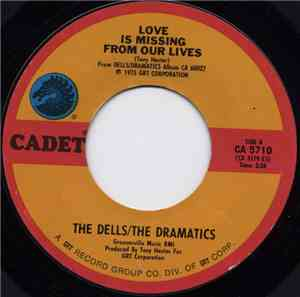 The Dells  The Dramatics - Love Is Missing From Our Lives  Im In Love