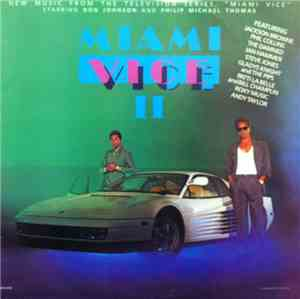 Various - Miami Vice II (New Music From The Television Series, Miami Vice)