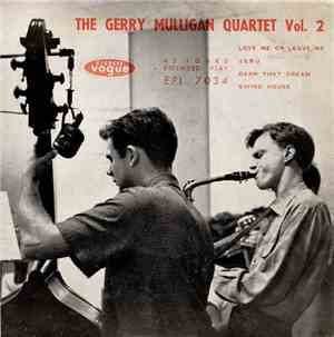 The Gerry Mulligan Quartet - The Gerry Mulligan Quartet Vol. 2
