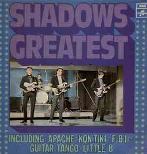 The Shadows - Shadows Greatest