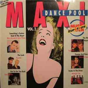 Various - Maxi Dance Pool Vol. 2 - Musikladen Eurotops