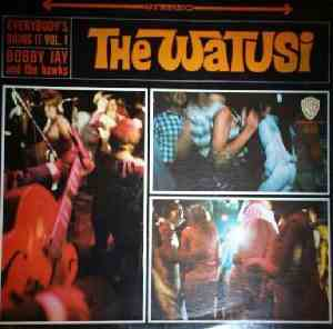 Bobby Jay And The Hawks - The Watusi - Everybodys Doing It Vol.1