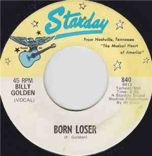 Billy Golden  - Born Loser  Wild Wild Thing