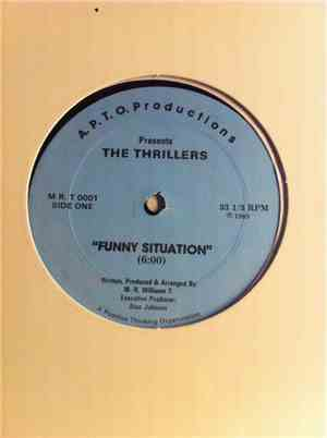 The Thrillers  - Funny Situation