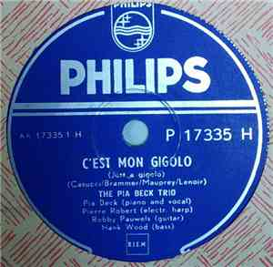 The Pia Beck Trio - Cest Mon Gigolo  Almost Like Being In Love