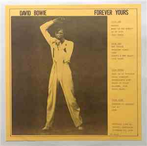 David Bowie - Forever Yours