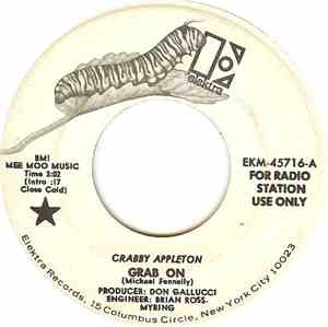 Crabby Appleton - Grab On