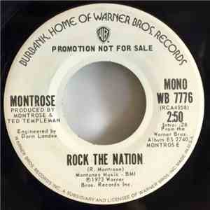 Montrose  - Rock The Nation