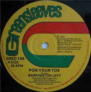 Barrington Levy - Pon Your Toe