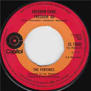 The Fortunes - Freedom Come, Freedom Go  Theres A Man