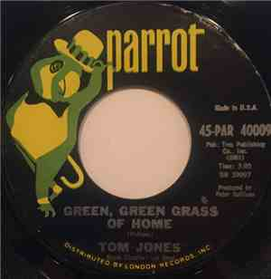 Tom Jones - Green, Green Grass Of Home  If I Had You
