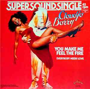 Claudja Barry - You Make Me Feel The Fire  Everybody Needs Love