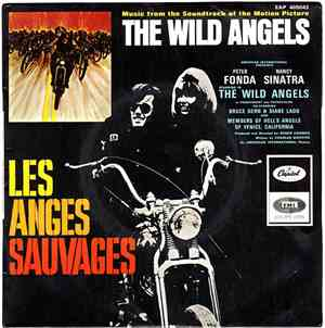 Various - The Wild Angels (Les Anges Sauvages)