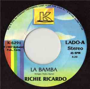 Richie Ricardo  Pedro Rymer - La Bamba  Besitos