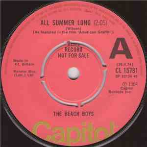 The Beach Boys - All Summer Long  Surfin Safari