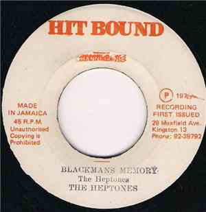 Heptones - Blackmans Memory