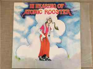 Atomic Rooster - In Hearing Of