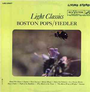 Boston Pops  Fiedler - Light Classics