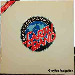 Manfred Manns Earth Band - Glorified Magnified