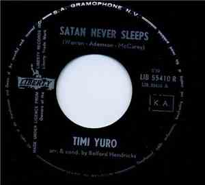 Timi Yuro - Let Me Call You Sweetheart