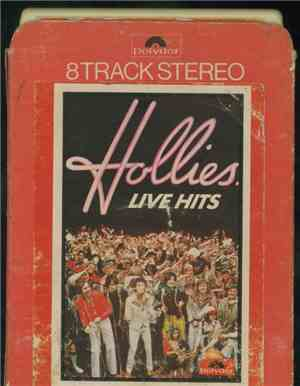 The Hollies - Hollies Live Hits