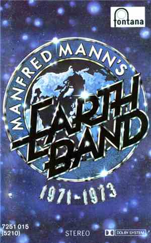 Manfred Manns Earth Band - 1971 - 1973