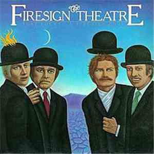 The Firesign Theatre - Just Folks... A Firesign Chat