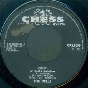 The Dells - Medley: (a) Sing A Rainbow (b) Love Is Blue  Hallelujah Baby