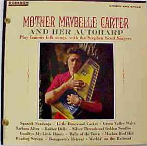 Mother Maybelle Carter With The Stephen Scott Singers - Mother Maybelle Car ...