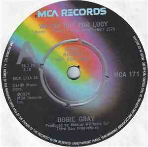 Dobie Gray - Watch Out For Lucy