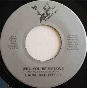 Cause And Effect   Def Jeff - Will You Be My Love  I Keep Rockin
