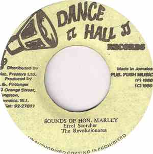 Errol Scorcher - Sounds Of Hon. Marley