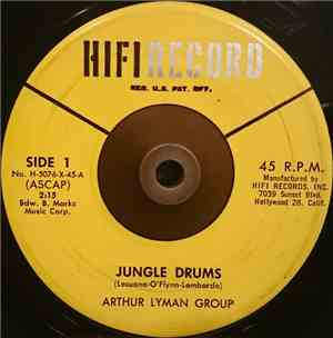 The Arthur Lyman Group - Jungle Drums
